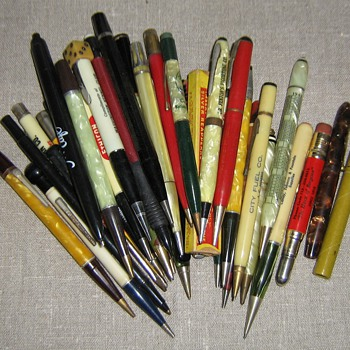 Mechanical advertising pencils - Pens