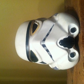 20th century clone trooper helmet  - Movies
