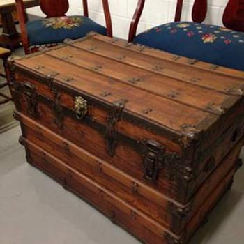 Restored trunk