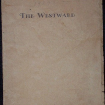 "1925 Seattle Yacht ""The Westward"" Promotional Brochure - Paper"