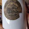 Antique Bear's Grease Jar