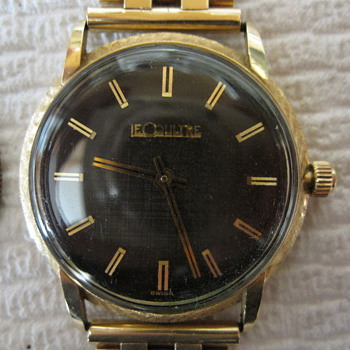 Dad's old LeCoultre watch - what is the value? - Wristwatches