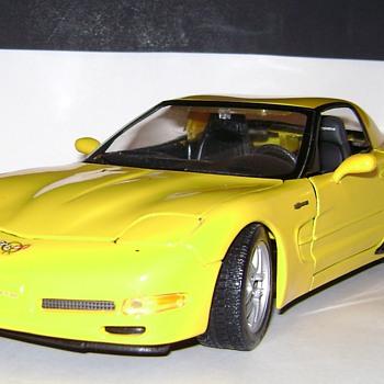 Maisto 2001 Corvette