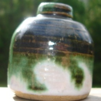 Bottle? - Pottery