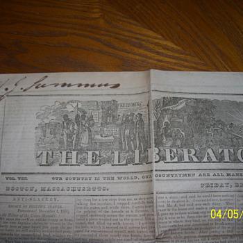 1837  1838 liberator news paper