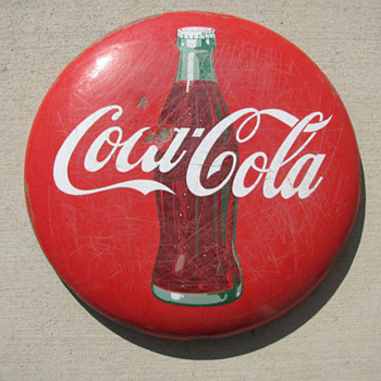 Other Coke Signs In My Collection - Coca-Cola