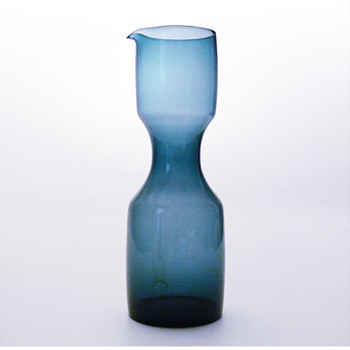 Blue jug, Kjell Blmberg (Gullaskruf, 1950s)