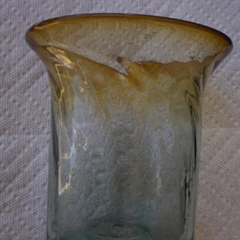 Mystery glass....  - Art Glass
