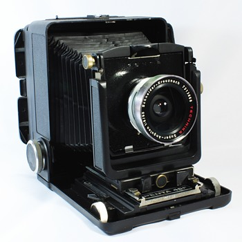 Penta 45F 4x5 Field Camera - Made ?n Korea