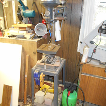 Old Delta drill press - Tools and Hardware