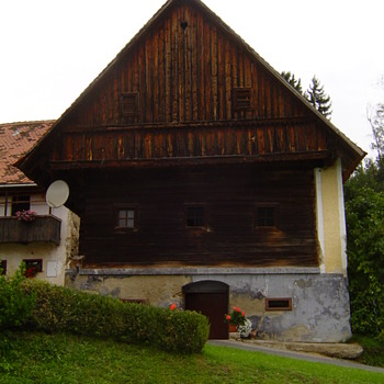 Old house ( first mentioned in 1414! ) in Stockheim.
