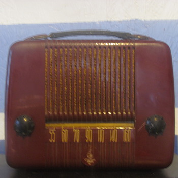 Old Emerson Radio