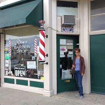 Barber Shoppe?
