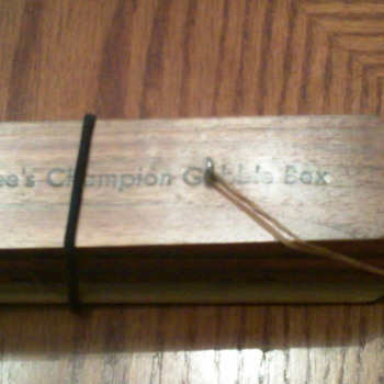 Lee's Champion Gobble Box - Outdoor Sports