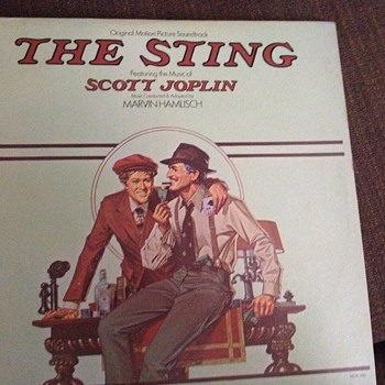 The Sting - Records