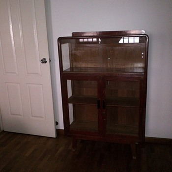 Art Deco Display Cabinet - Furniture