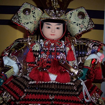 samuri warrior - Dolls
