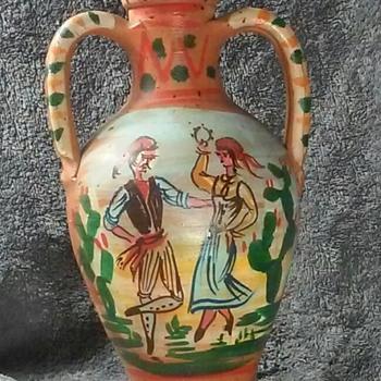 J & F Pottery  ? - Pottery