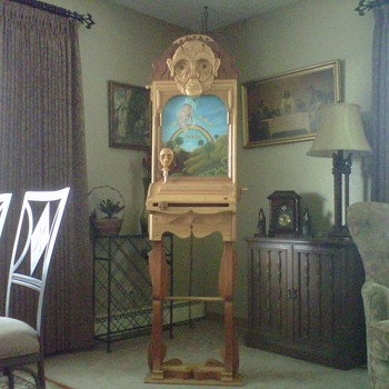 """Seven Deadly Sins Venture"" - Furniture"