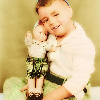 Spanky from The Little Rascals