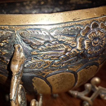 WESTONS Mexico 0900 Silver Bowl?