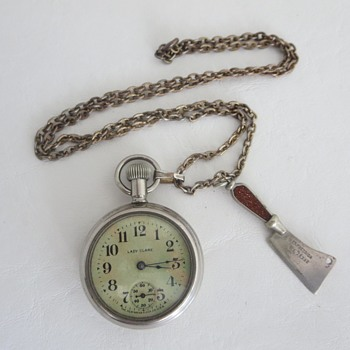 F.Dick Cutlery Pocket Watch Fob