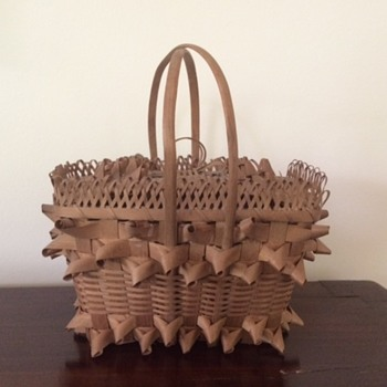 Antique Native American Basket