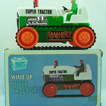 Sears Super Tractor