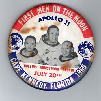 Apollo 11 Launch Buttons - Advertising