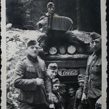 cosy in the wartime, advertising the enemy