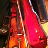 1959 German Solid Maple Flame Violin fine playing condition