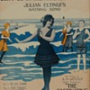 "1908 Sheet music from a Broadway Show, Starred Julian Eltinge,""Cross=Dresser"" On The Coverre"