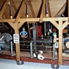 Scale Model Saw Mill
