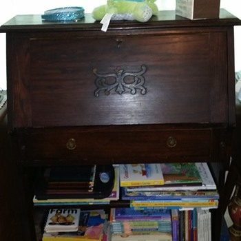 Secretary Desk Family Heirloom