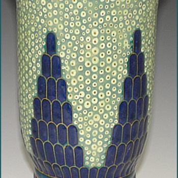 French Ceramics - Art Pottery
