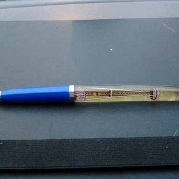 Floating Space Needle mechanical pencil - Office