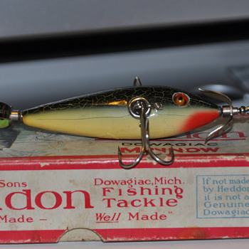 Heddon Minnow 100, but the paint....... - Fishing
