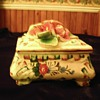 Porcelin Trinket Box - Italy