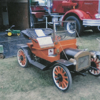 1911 Maxwell Replica - Model Cars
