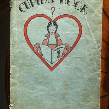 """Cupid's Book"" - Advertising"
