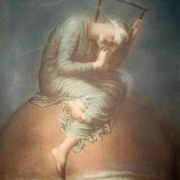 **UPDATE** HOPE by George Frederick Watts