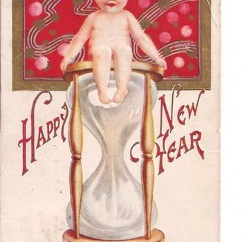 Happy New Year! - Postcards