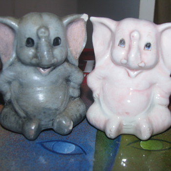 Saggy Baggy Elephant set - Animals