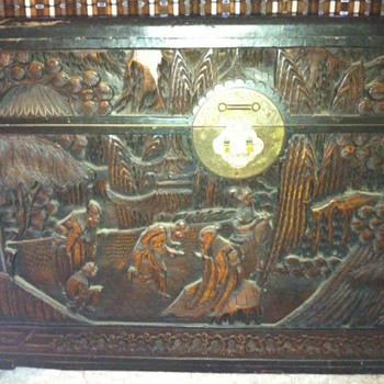 Old Chest - love!
