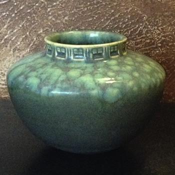 American Pottery Vase - Art Pottery