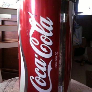 coca cola cooler(1960's) - Coca-Cola
