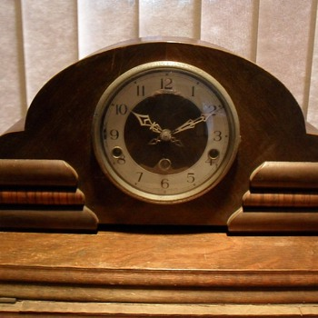 My Enfield Mantel Clock