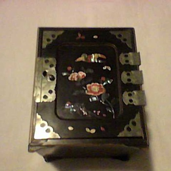 ASIAN BOX SAFE - Asian