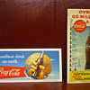 2 Coca Cola Blotters Found Today