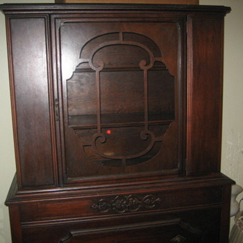 Hutch or China Cabinet? - Furniture
